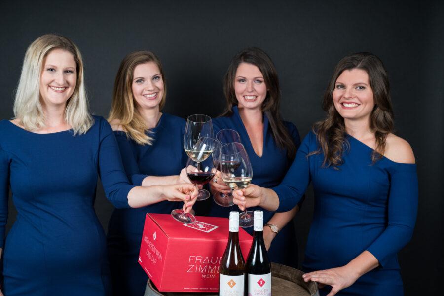 Vinodea | Weinhandlung | Winzerinnen | Frauenzimmer