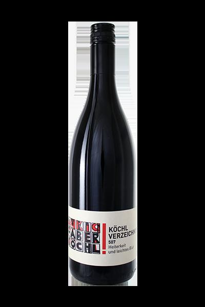 Vinodea | Weinhandlung | Weine von Winzerinnen | Shop | Faber-Köchl Köchlverzeichnis Cuvée rot