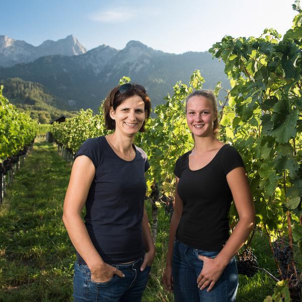 Vinodea | Weinhandlung | Weine von Winzerinnen | Shop |Annatina Pelizzatti