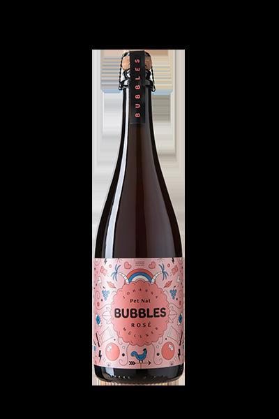 Vinodea | Weinhandlung | Weine von Winzerinnen | Shop | Johanna Müllner | Pet Nat Rosé Bubble Blauer Zweigelt