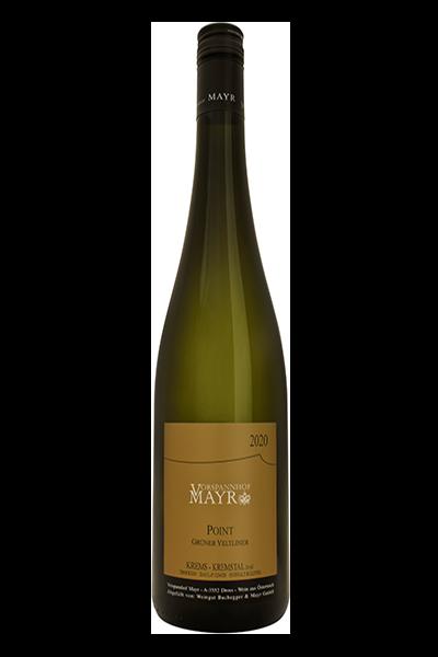 Vinodea | Weinhandlung | Weine von Winzerinnen | Shop | Silke Mayr Vorspannhof | Grüner Veltliner Point