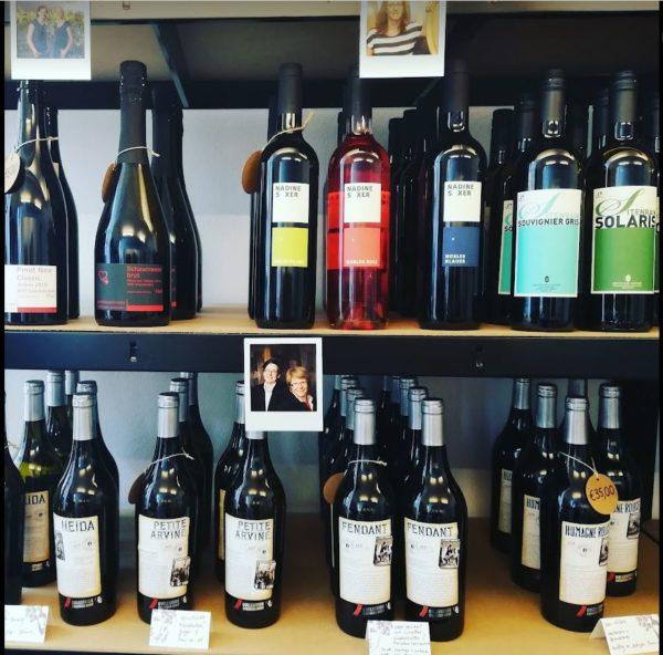 Vinodea | Weinhandlung | Weine von Winzerinnen | Shop | Veranstaltungen