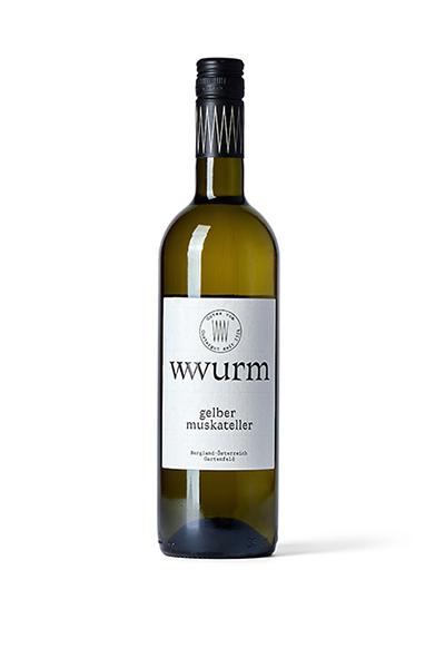 Vinodea | Weinhandlung | Weine von Winzerinnen | Shop | Wurm Schwestern Gusterhof Wurm | Gelber Muskateller