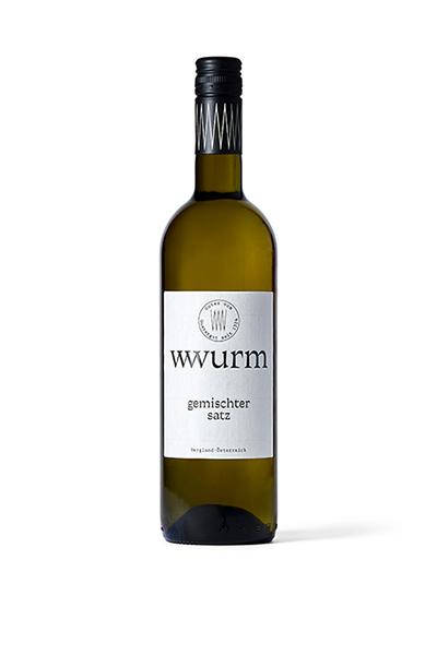 Vinodea | Weinhandlung | Weine von Winzerinnen | Shop | Wurm Schwestern Gusterhof Wurm | Gemischter Satz